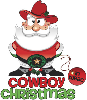 Cowboy Christmas Tubac 2020 Rogoway Quick Draw Artist Application | Rogoway Turquoise Tortoise Gallery