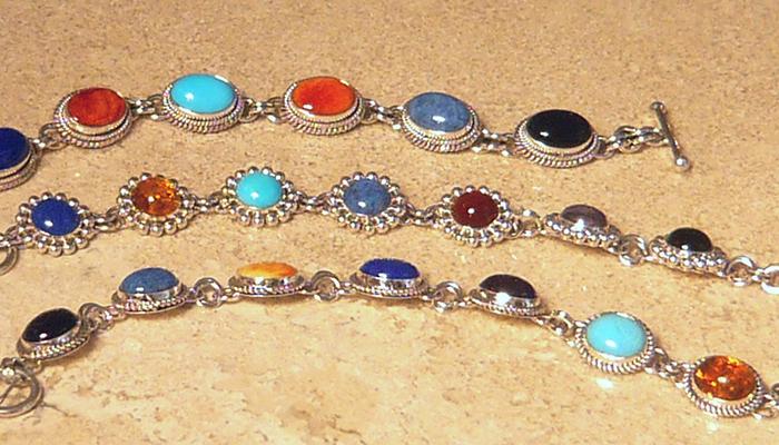 Artie Yellowhorse Navajo Jewelry