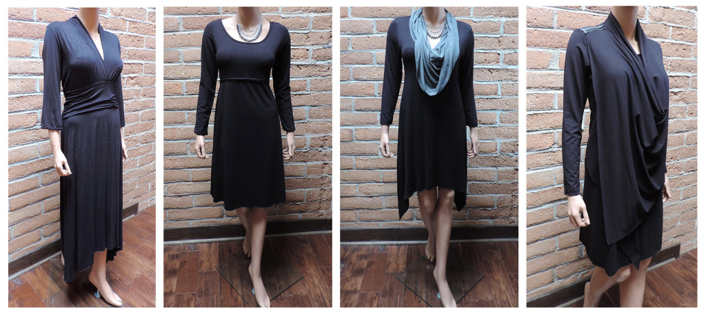Ruby Jane Apparel - all items are easy care rayon spandex; prices start at $82