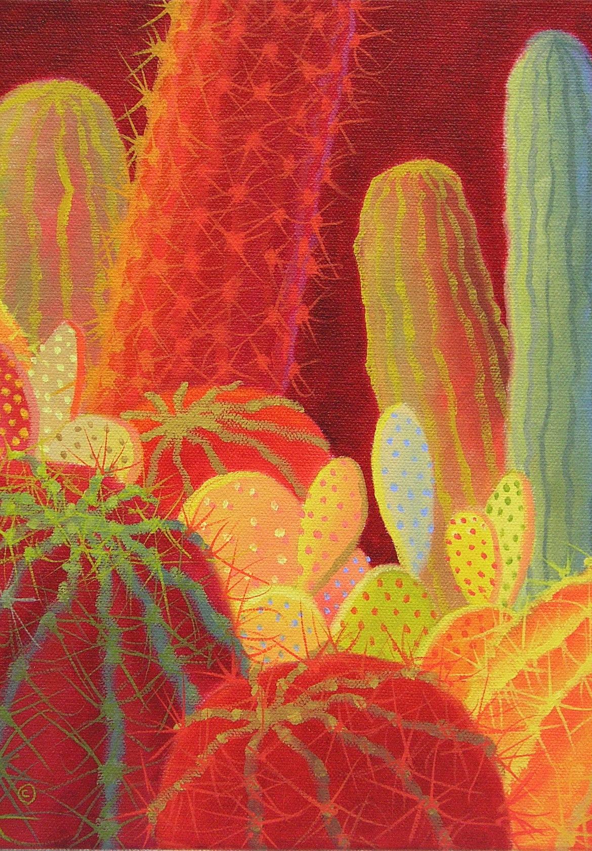 Desert Bloom #55, Sharon Weiser