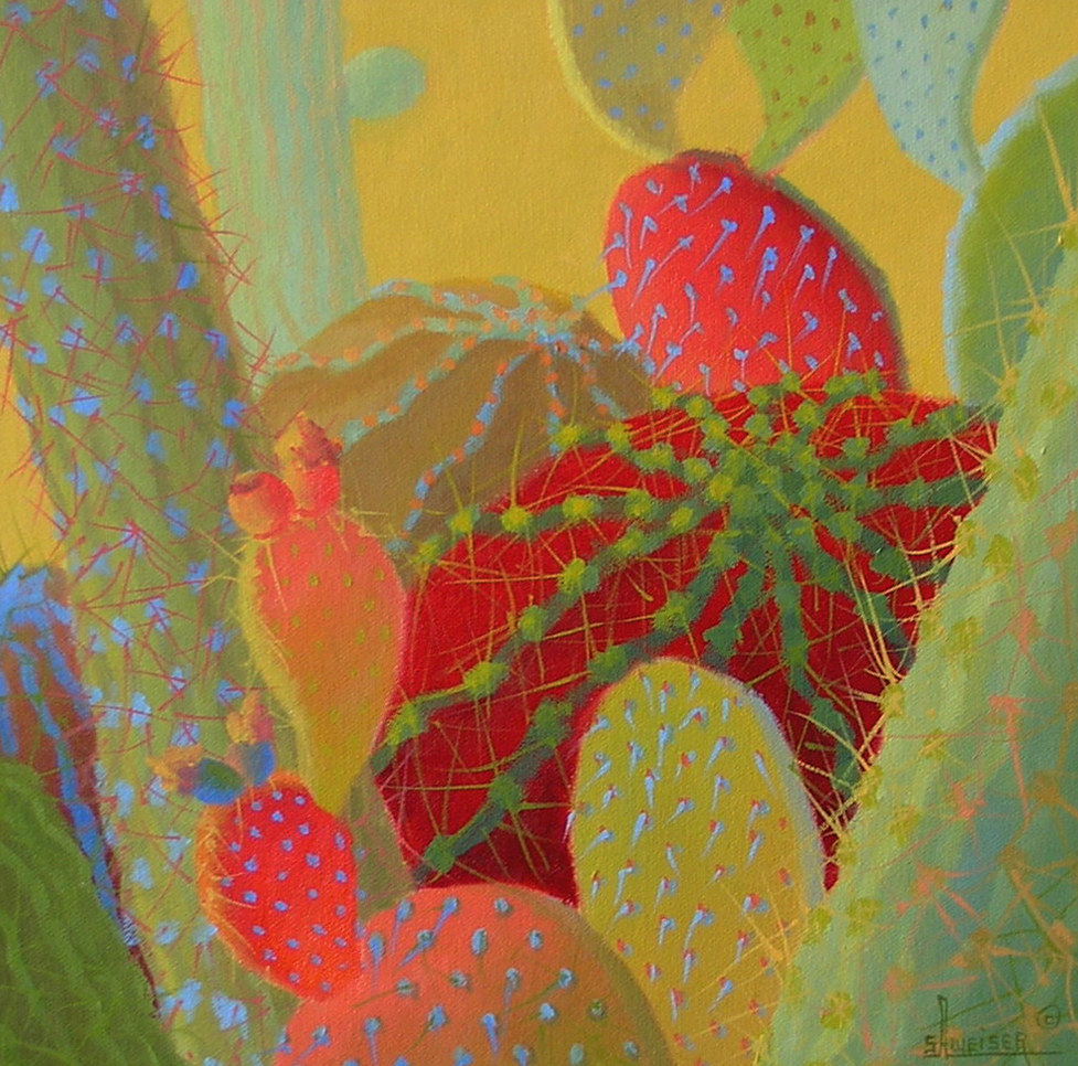 Desert Blooms #26, Sharon Weiser, Rogoway Gallery