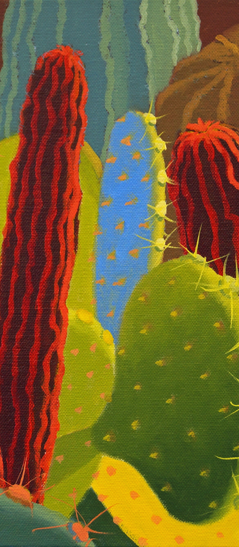 Desert Blooms #70, Sharon Weiser, Rogoway Gallery