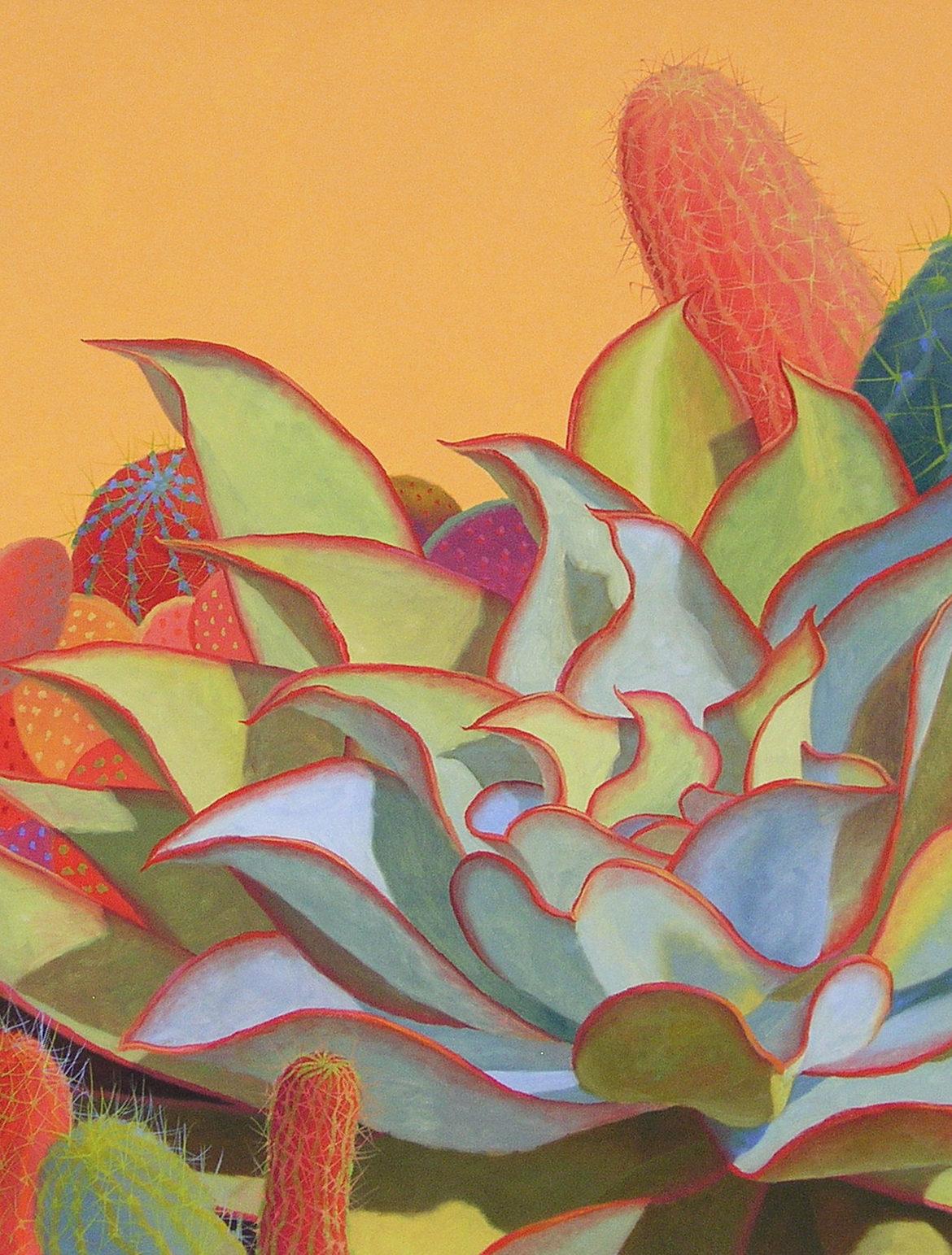 Desert Garden #13, Sharon Weiser, Rogoway Gallery