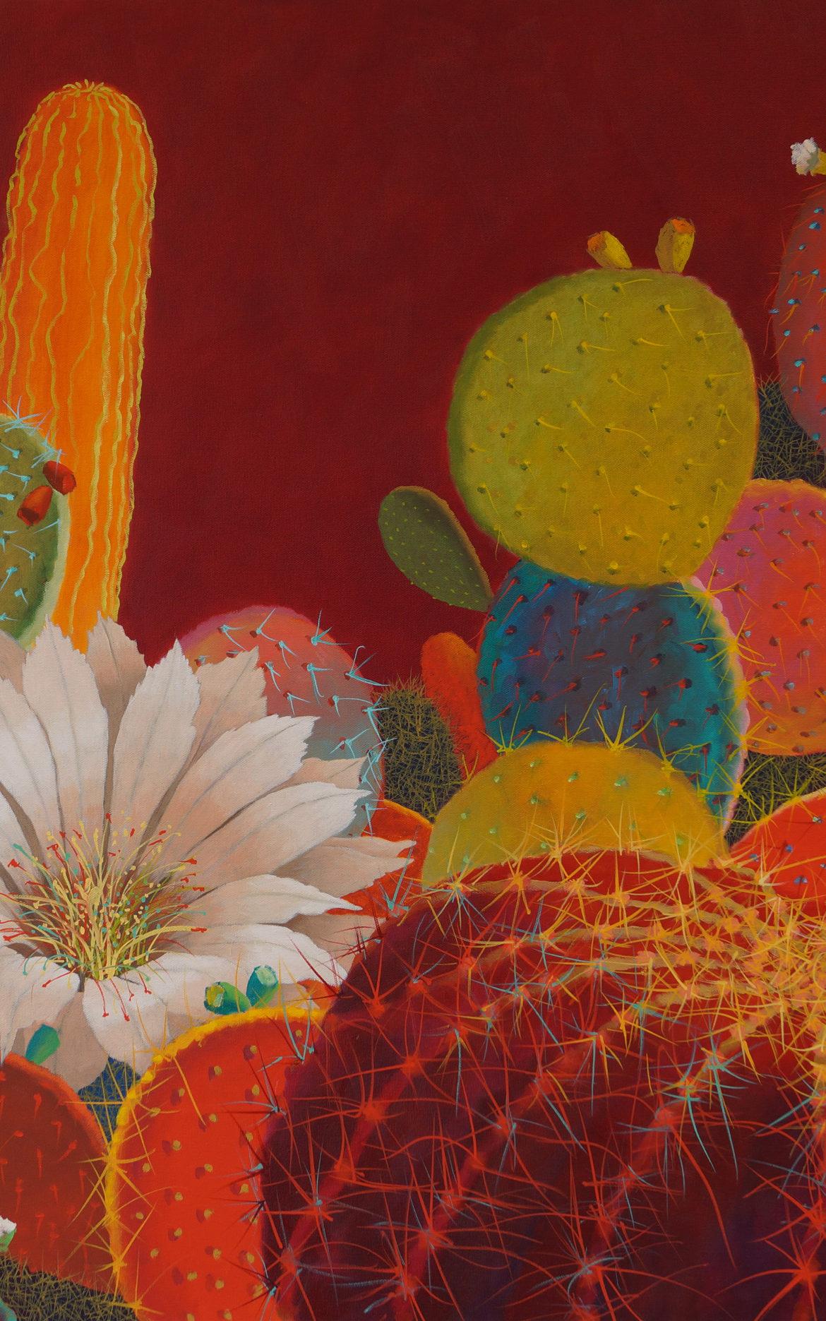 Desert Garden #29, Sharon Weiser, Rogoway Gallery
