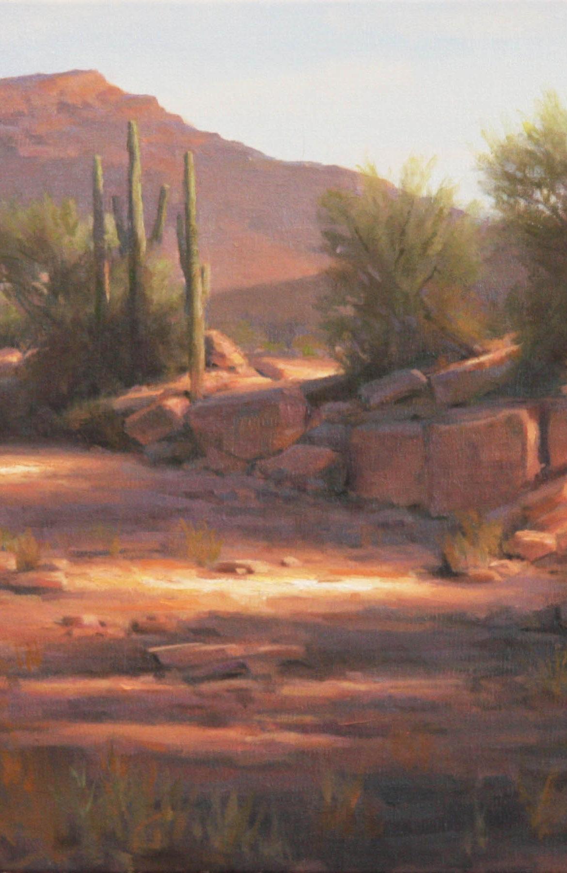Indian Bend, David Flitner