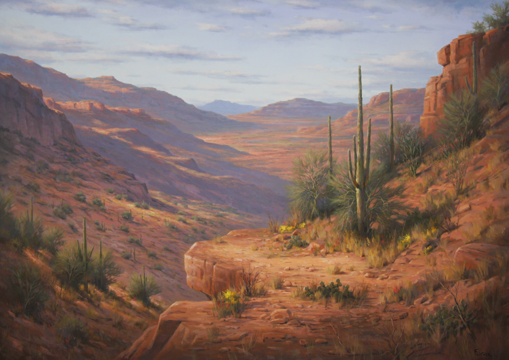 Mesquite Flats, David Flitner, Rogoway