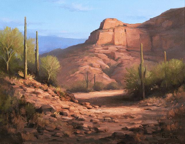 Spring Light, David Flitner, Rogoway Gallery