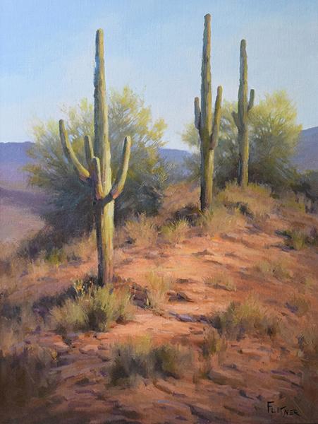 Sunny Days Ahead, David Flitner, Rogoway Gallery