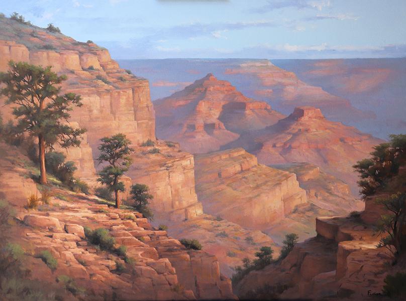 Timeless Wonder, David Flitner, Rogoway Gallery