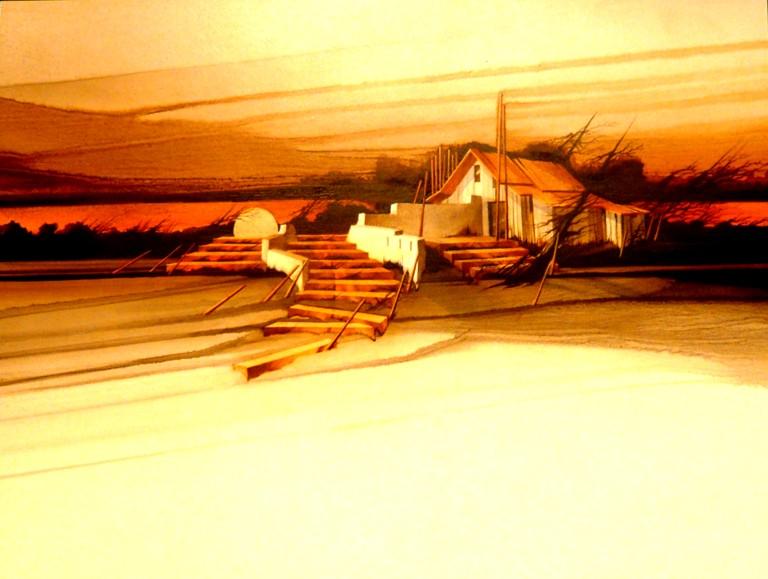 Imagined Dreams, Albert Dreher, Rogoway Turquoise Tortoise Gallery