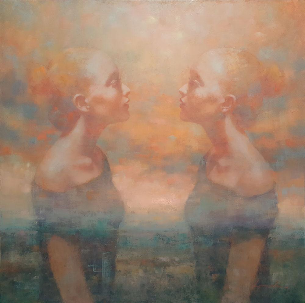 Introspection, Lisa Larrabee, Rogoway Turquoise Tortoise Gallery