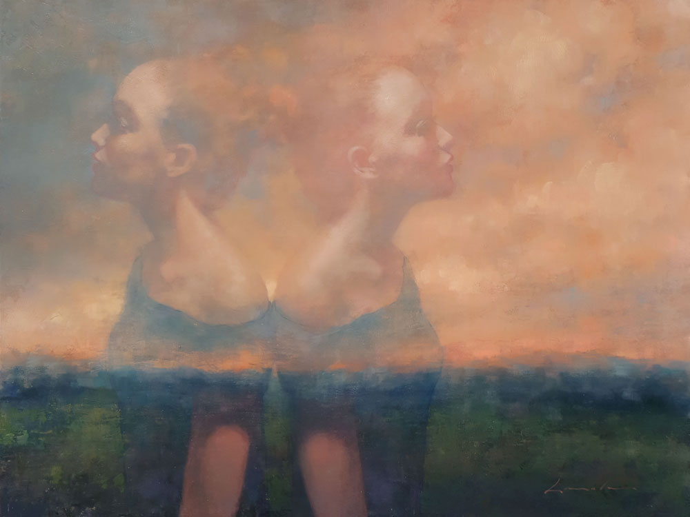 Shifting Perspective, Lisa Larrabee, Rogoway Turquoise Tortoise Gallery