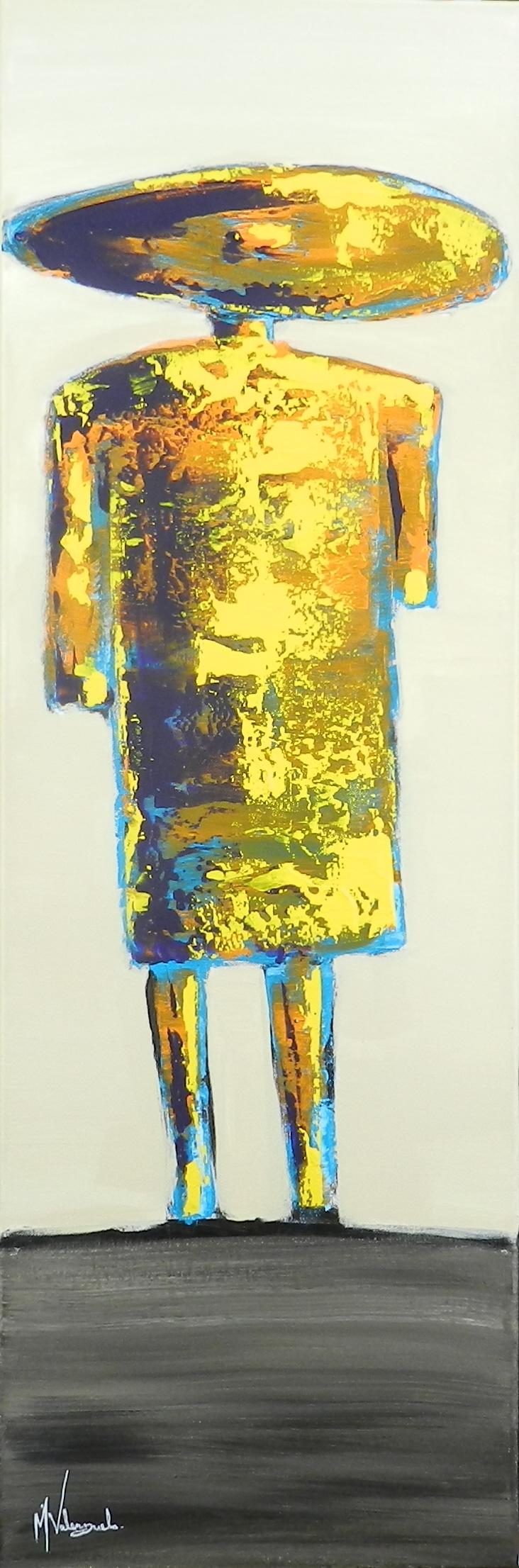 Someday, Manny Valenzuela, Painting, Rogoway Gallery