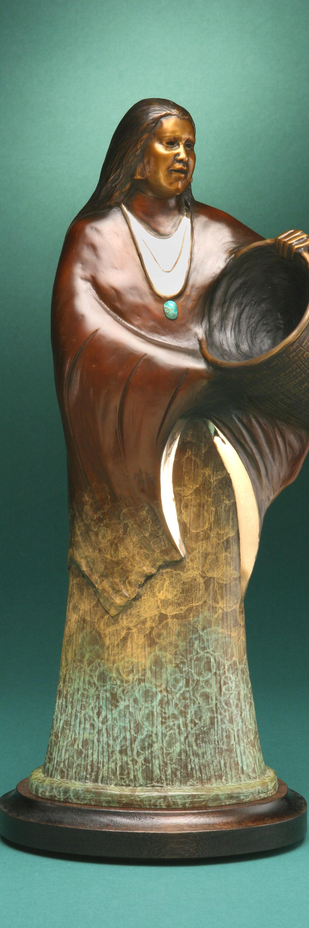 Veronica, Felicia Sculpture, Rogoway Turquoise Tortoise Gallery