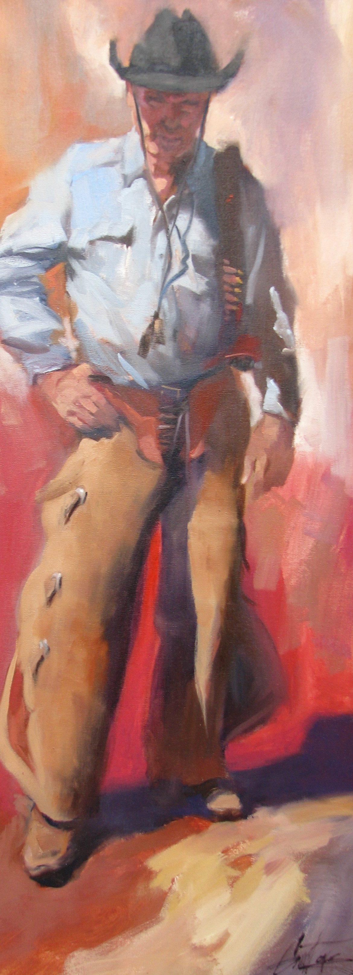 Long Hard Trail, Gretchen Lopez, Rogoway Gallery