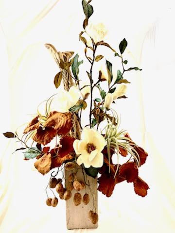 Desert Belle, Ana Thompson Botanical Art, Rogoway Gallery