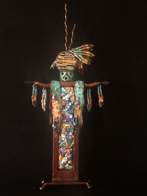 Blessing Way, T & M Alexander, Rogoway Turquoise Tortoise Gallery