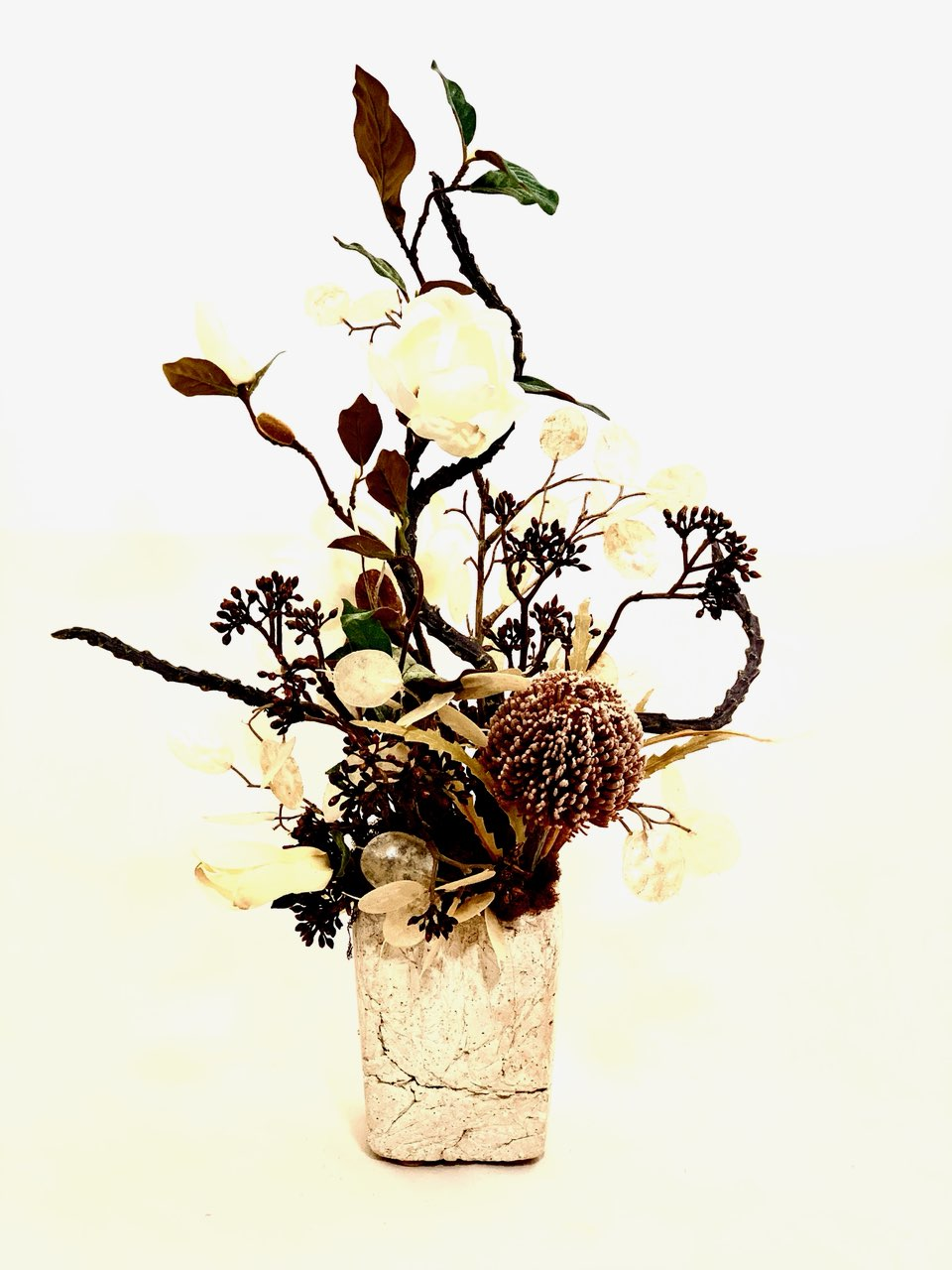 Charming, Ana Thompson Botanical Art, Rogoway Gallery