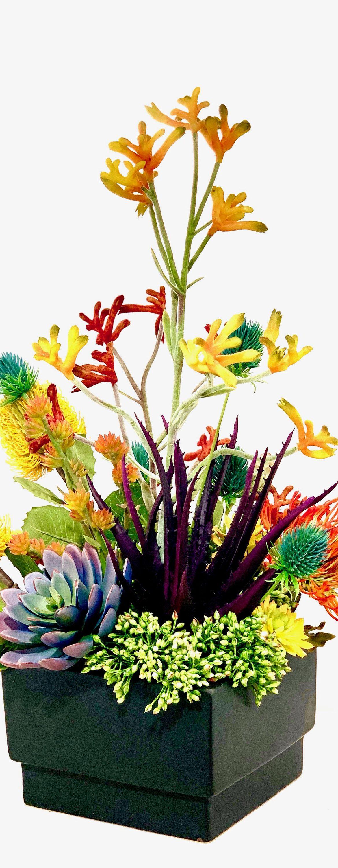 Color me Gone, Ana Thompson Botanical Art, Rogoway Gallery
