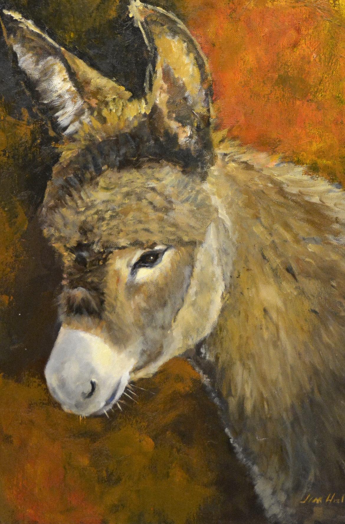 Little Darlin', Jim Hollon, Painting, Rogoway Gallery