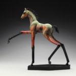 Step High, Alex Alvis, Horse Bronze, Rogoway