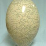 Bob Smith 295, Raku Vessel Art, Rogoway Gallery