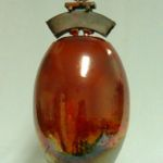 Bob Smith 430, Raku Vessel Art, Rogoway Gallery