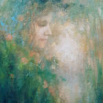 Breathe, Lisa Larrabee Painting, Rogoway