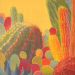 Desert Blooms #50, Sharon Weiser, Rogoway Gallery