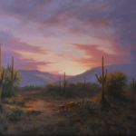 Twilight's Serenity, David Flitner, Rogoway Gallery