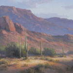 Desert Mountain View, David Flitner, Rogoway