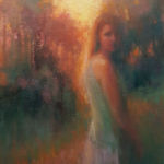 Passing Moment, Lisa Larrabee Painting, Rogoway