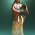 Veronica, Felicia Sculpture, Rogoway Turquoise Tortoise Gallery