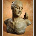 Airborne Invitation, Carol Ruff Franza, Rogoway Gallery