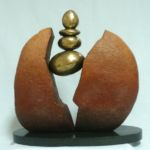 Balance of Power, Warren Cullar, Bronze, Rogoway