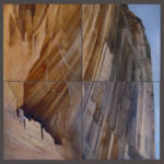 Canyon de Chelly/White House Ruins, Lou Maestas Painting, Rogoway