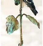 Chachara, Deacon Bronze Art, Rogoway Gallery