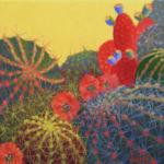 Desert Blooms #34, Sharon Weiser, Rogoway