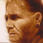Faye Taso, Lou Maestas Painting, Rogoway