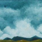 Foothills, Sara Shawger Painting, Rogoway