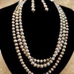 Hand Made Navajo Pearls, Cristin Wolf, Rogoway