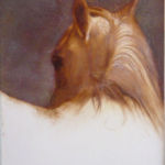 I'm Watching You, Lou Maestas Painting, Rogoway