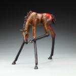Itchy, Alex Alvis, Horse Bronze, Rogoway