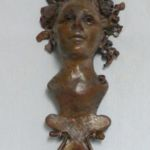 Lady of the Sea - Knocker, Carol Ruff Franza, Rogoway Gallery