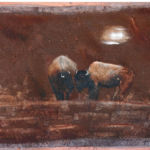 Moonlight Company, Garrison Painting, Rogoway