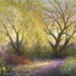Palo Verde Skies, Charles Pabst Giclee, Rogoway Gallery