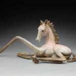 Relax, Alex Alvis, Horse Bronze, Rogoway