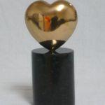 Romance, Warren Cullar, Bronze, Rogoway