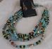 Small Multi Stone Necklace, Christin Wolf, Rogoway