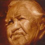 Taos Chief, Lou Maestas Painting, Rogoway